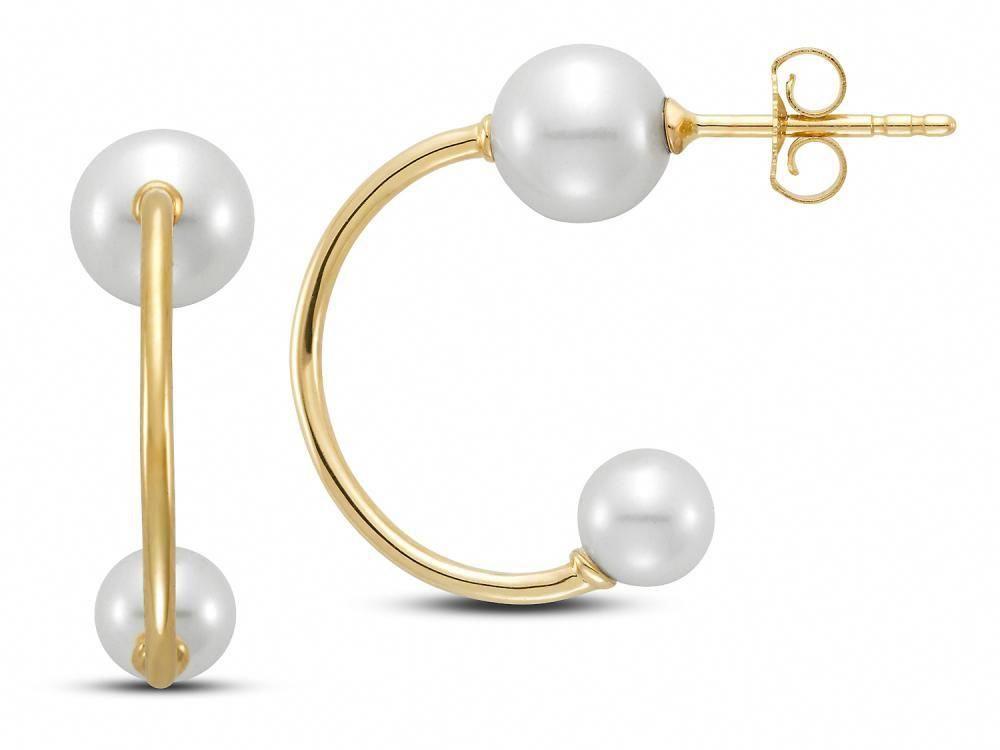 These pretty earrings sea effect