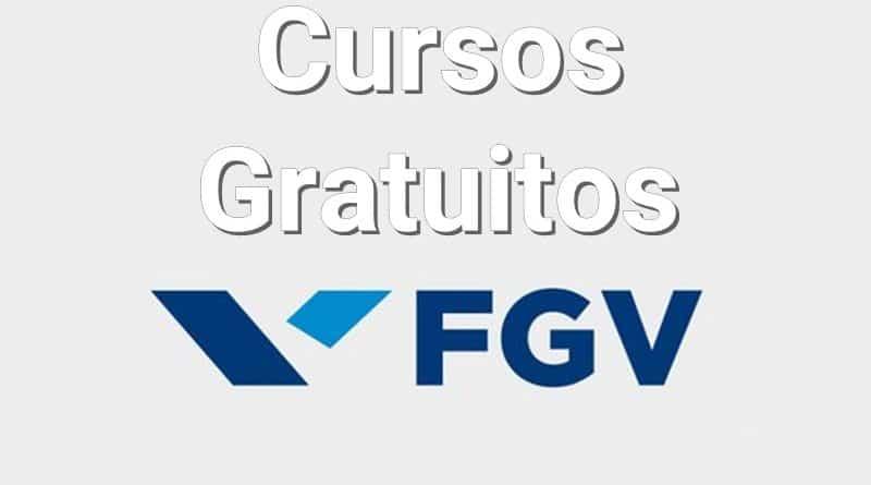 Fgv Esta Ofertando 110 Cursos Gratis De Curta Duracao Com Certificado Cursos Gratuitos Cursos Gratuitos Com Certificado Cursos Gratis