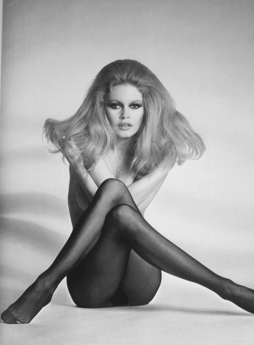 Proof that Brigitte Bardot was Brigitte Bardot.