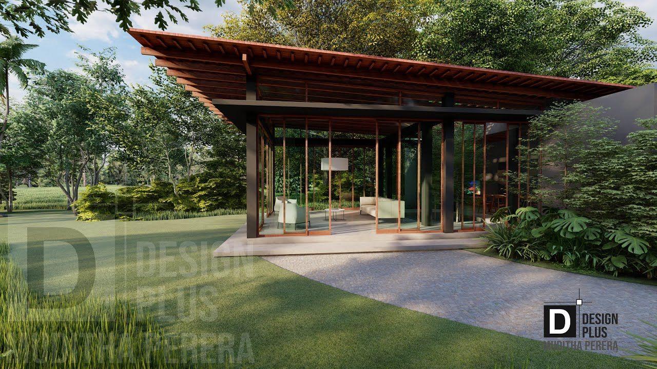 PROPOSED NEW HOUSE AT POLGAHAWELA SRI LANKA