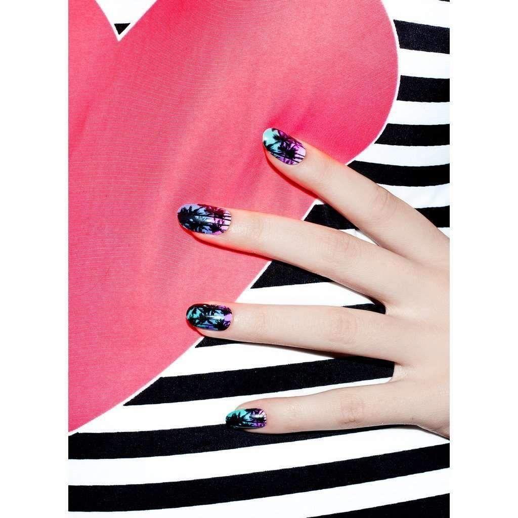 So LA! Designer Nail Wraps | Designer nails, Nail wraps and Products