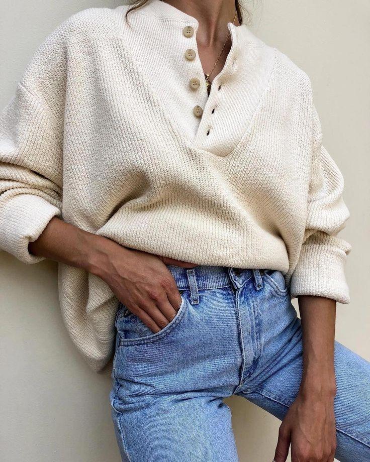 Photo of cozy fleece sweatshirt