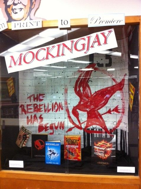 Something coming soon for teens mockingjay think, that