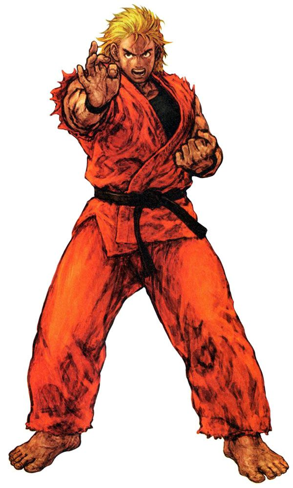 Ryo Sakazaki Art Of Fighting Pictures Characters Art
