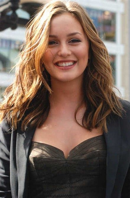 How to do leighton meester hair,Leighton Meester Long ...