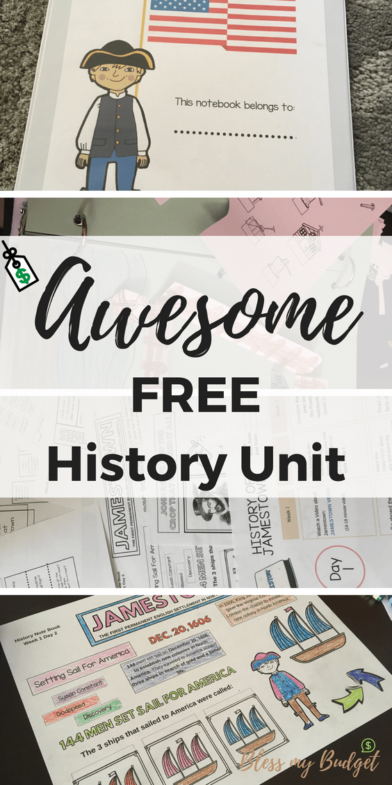 Photo of Jamestown Activities for Students – Free Lesson Plan