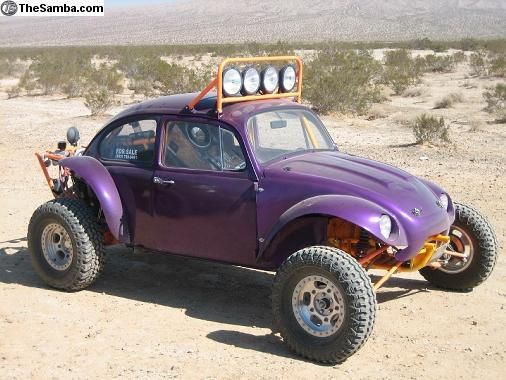 Baja Bug From An Old Classified Ad On The Samba I Think Old Baja