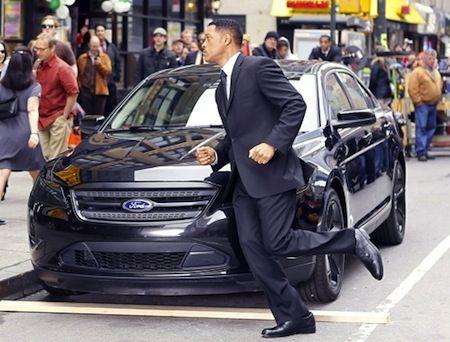 Will Smith Ford Taurus Sho Celebrity Cars Taurus