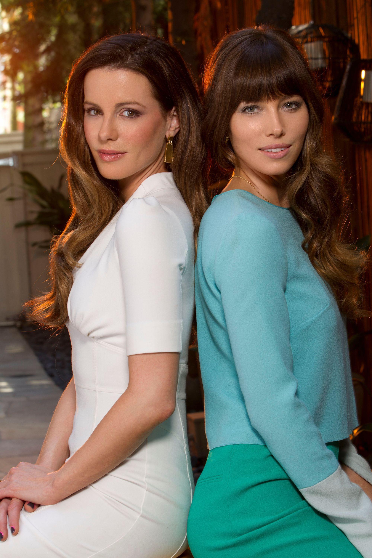 Jessica Biel and Kate Beckinsale dazzle at Total Recall premiere in Berlin