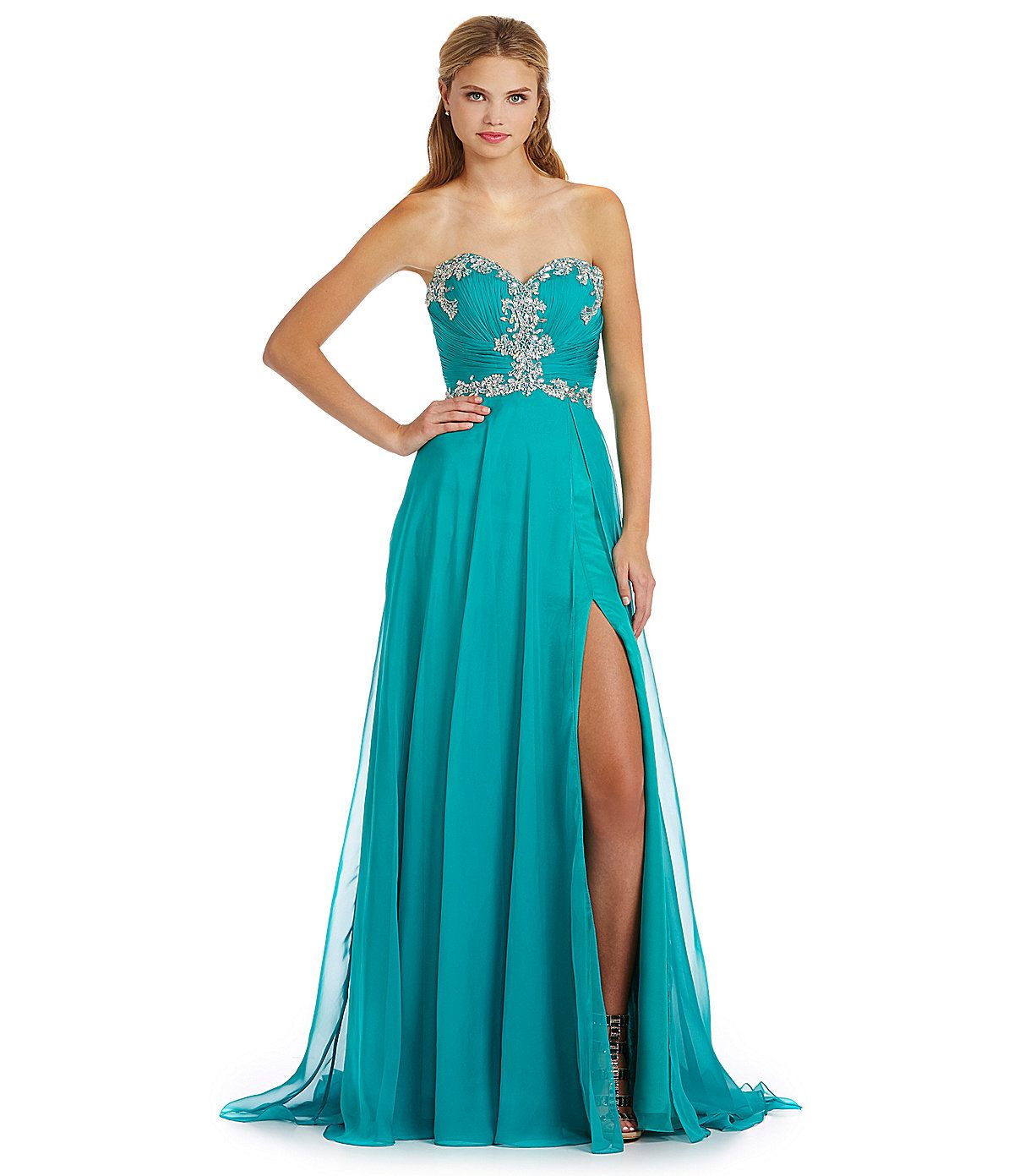 Fantastic Dillard Prom Dress Contemporary - Wedding Ideas ...