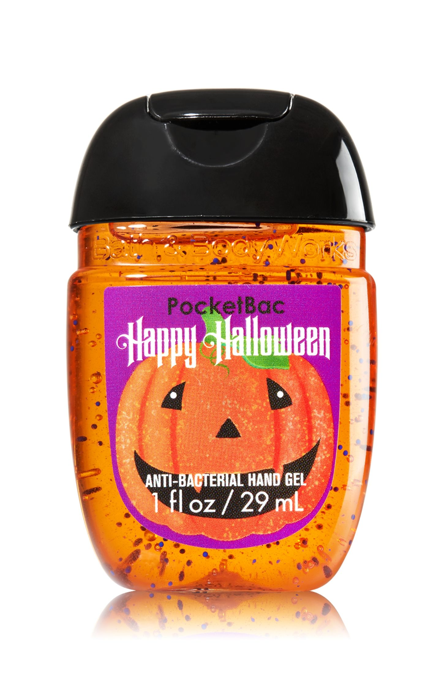 Happy Halloween Pocketbac Sanitizing Hand Gel Soap Sanitizer