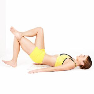 Great anywhere ab exercises