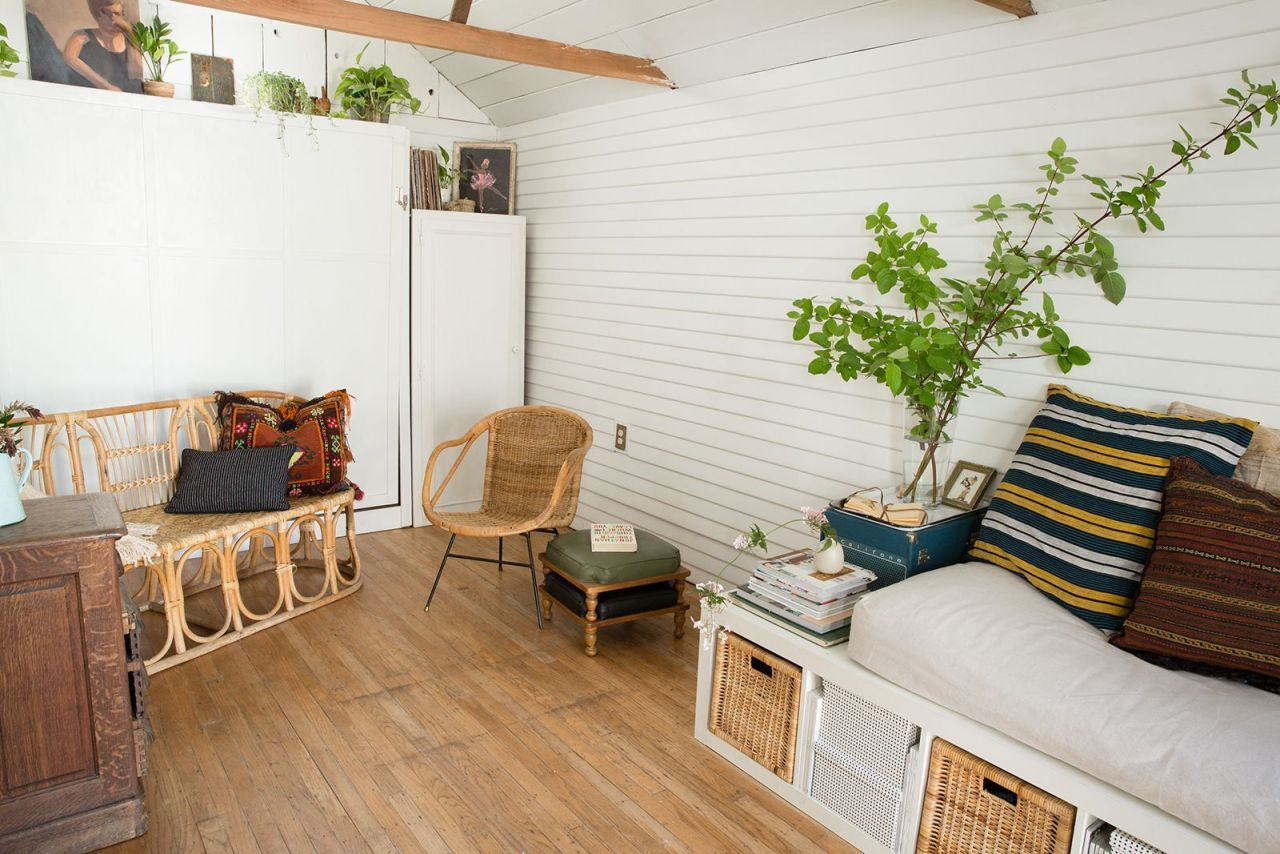 Gravity Home — Garage turned into small home via Refinery29 ...