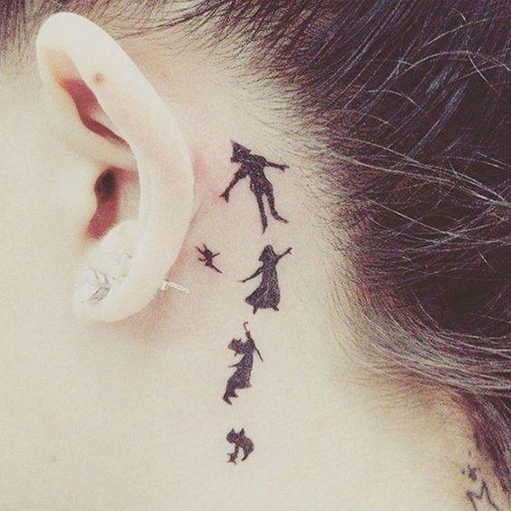 Photo of Beautiful Disney tattoos #tattoo #disneytattoo #tattoo #disney #tattoodisney
