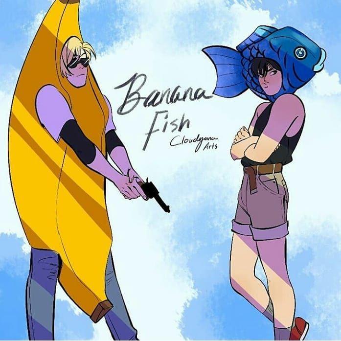 Photo of uff I like  #bananafish #fanart #shojo #boys #ashlynx #anime