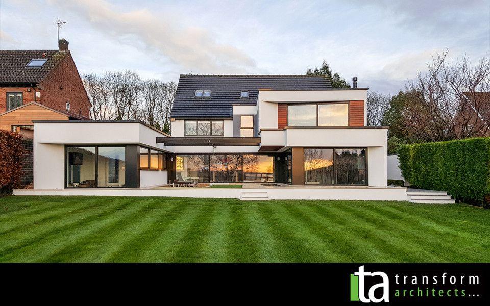 Residential Portfolio – Transform Architects – House Extension Ideas, Disabl… – Haus L-Form