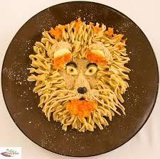Resultado de imagen de recetas  divertidas con pasta para niños