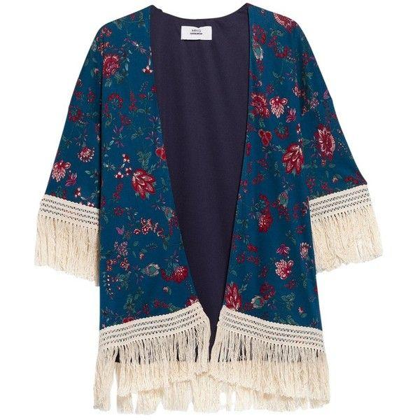 Blue Mango Kimono Collection