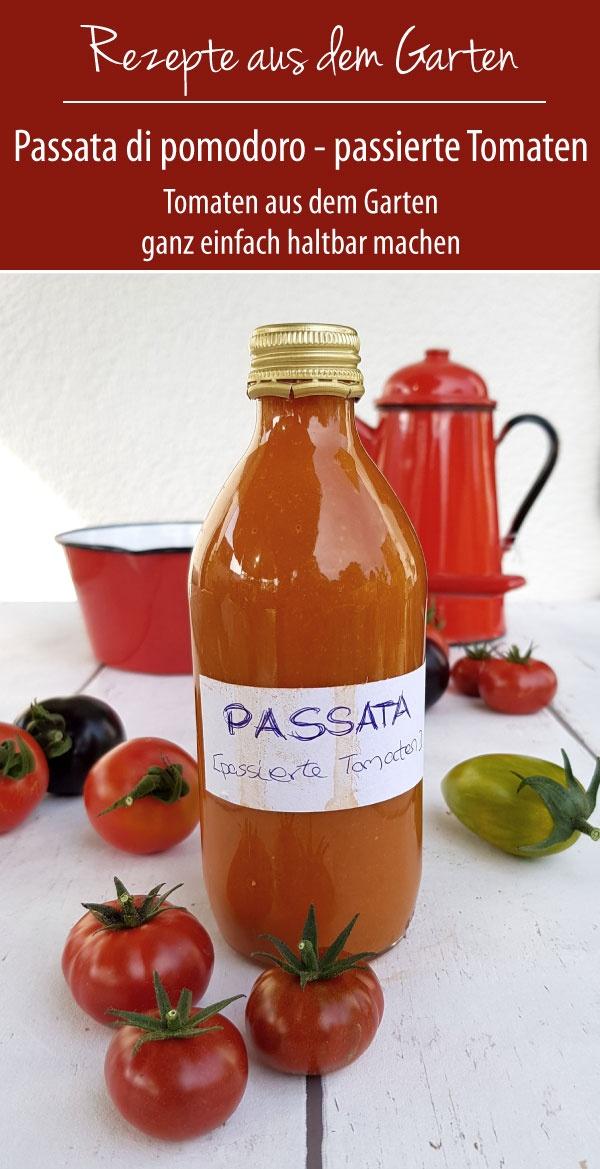 Passata Die Pomodoro Passierte Tomaten Rezepte Aus Dem Garten Tomaten Rezepte Passierte Tomaten Tomaten Rezepte Einkochen