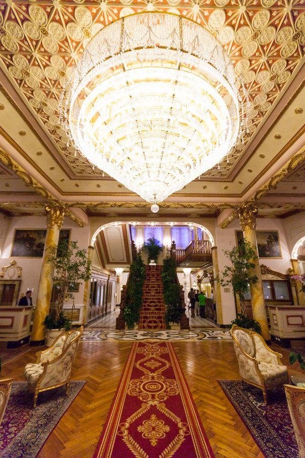 Stresa Hotel Regina Palace Ii By Vlad M On Deviantart Hotel Italy Hotels Castle Hotel