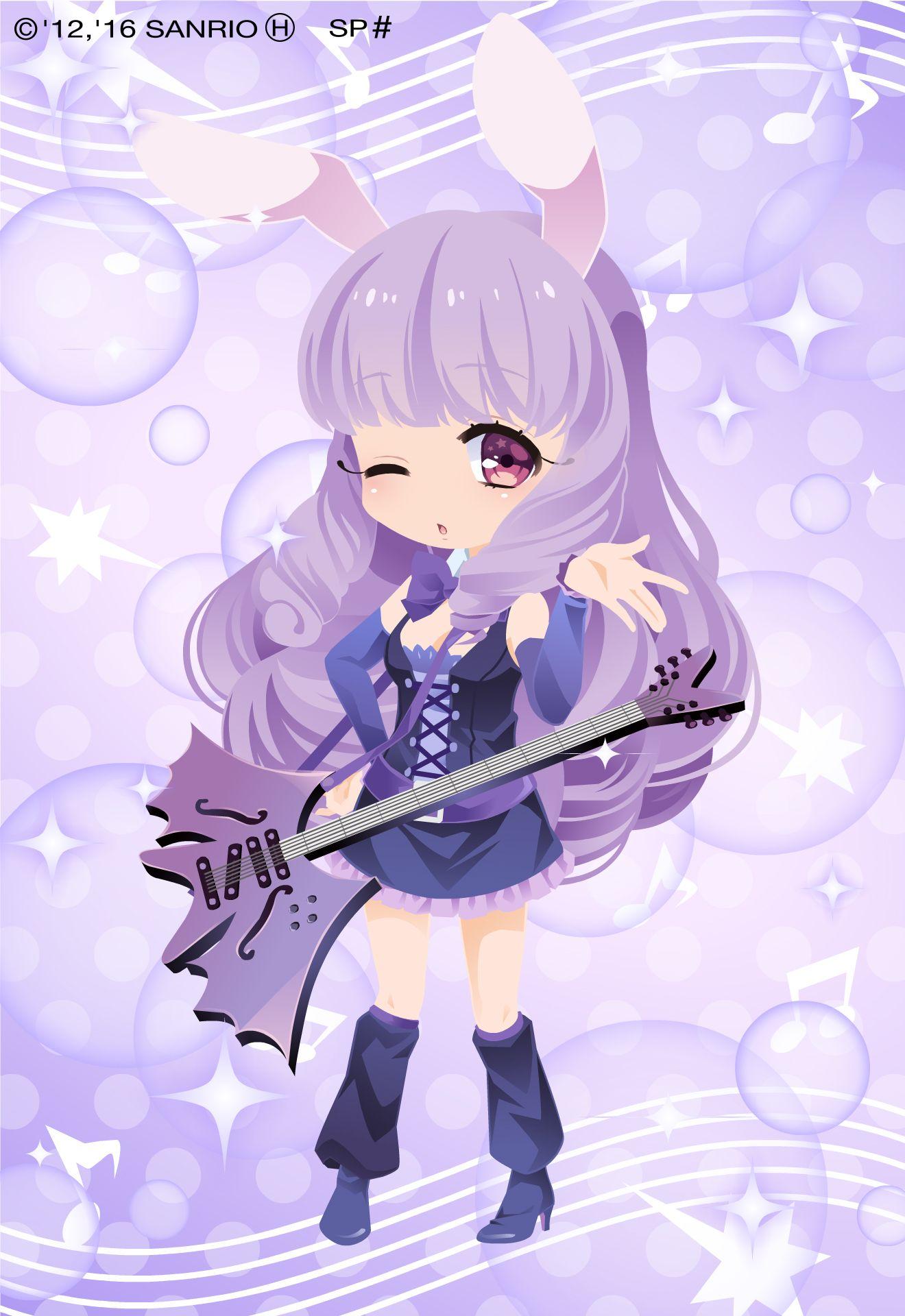 SHOW BY ROCK!! プラズマジカ @games アットゲームズ Anime chibi