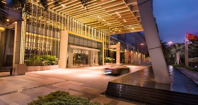 Image result for hotel entrance design for Hotel entrance decor