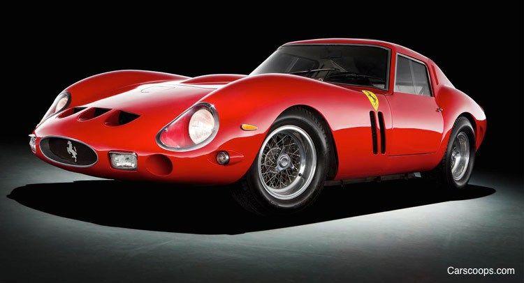 Ferrari 250 GTO 1962 Acaba De Venderse Por $38 Millones En Pebble Beach