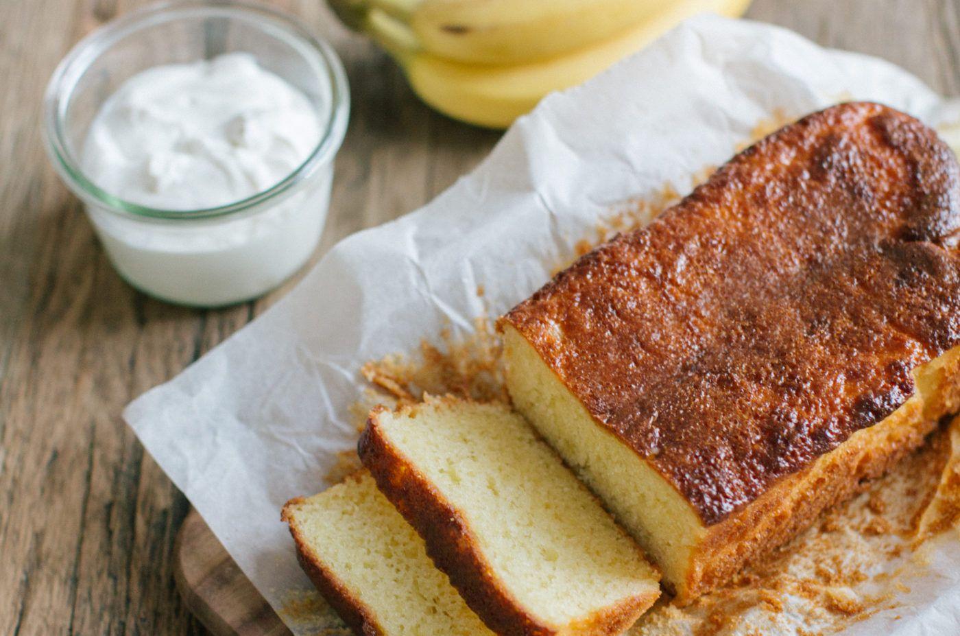 Granarolo propone la ricetta della banana plumcake allo
