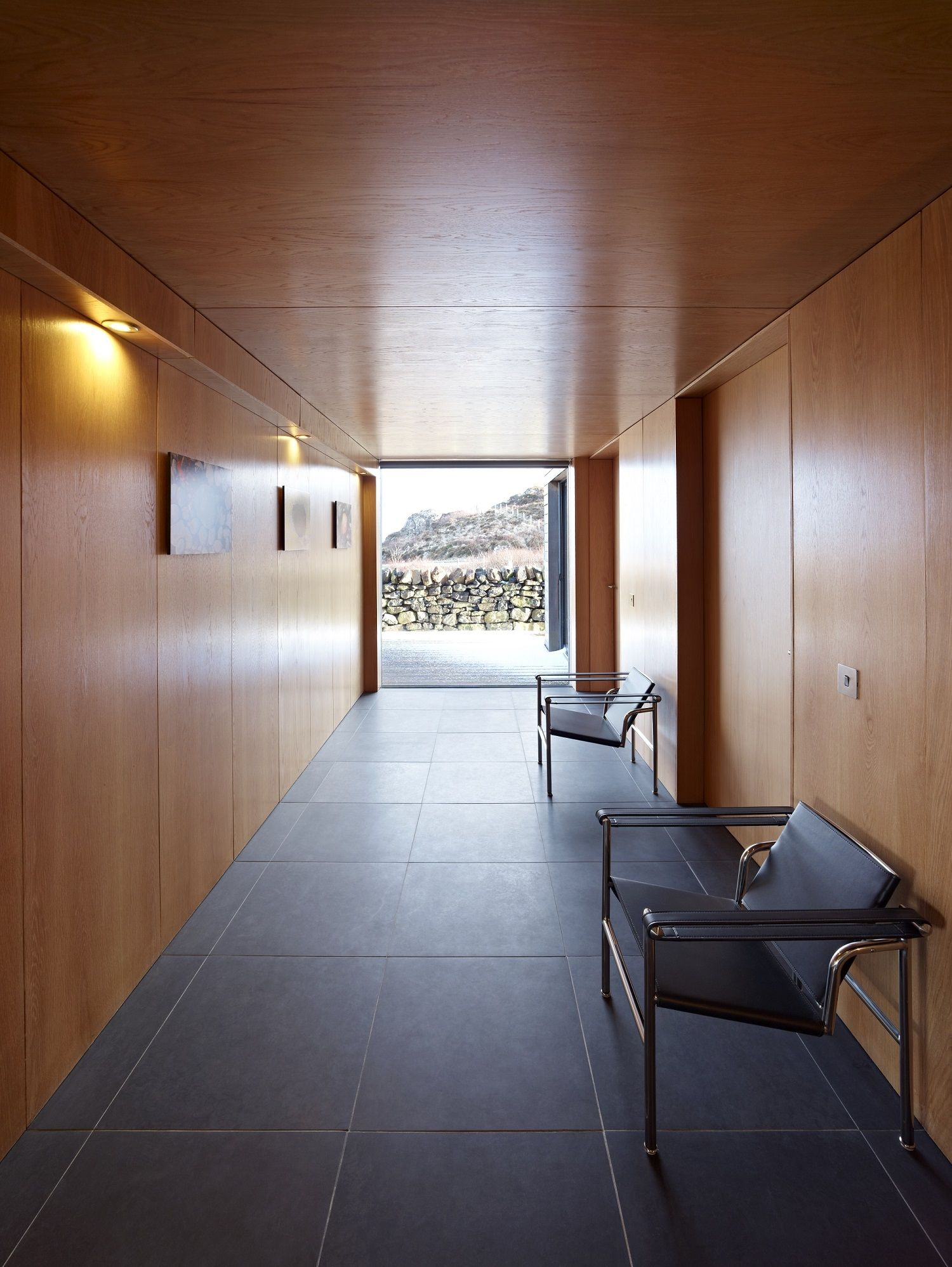 Boreraig   This Multi Award Winning House Has Been Inspired But The  Blockhouse, But Abstracted In To Modern Architecture. The Client Inherited  The Croft ...