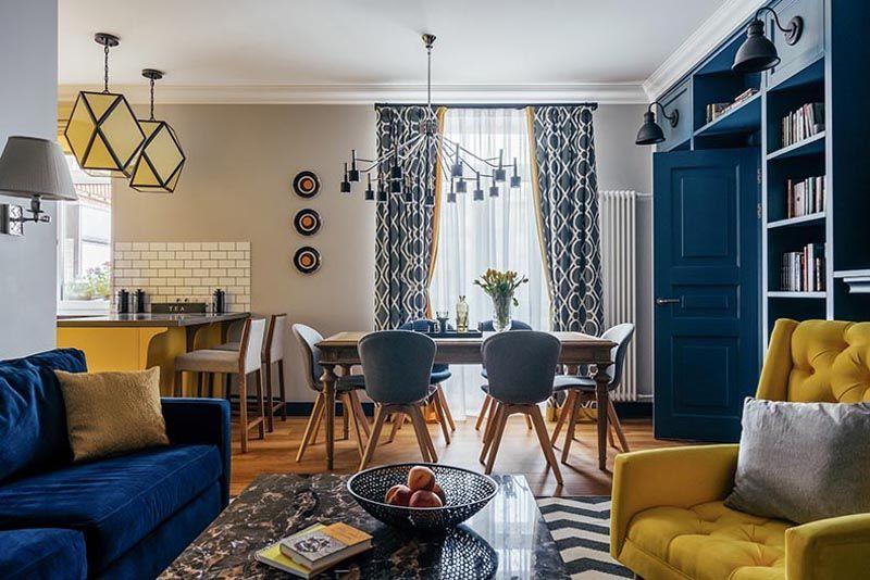 Hot Masculine Interior For Urban Bachelors