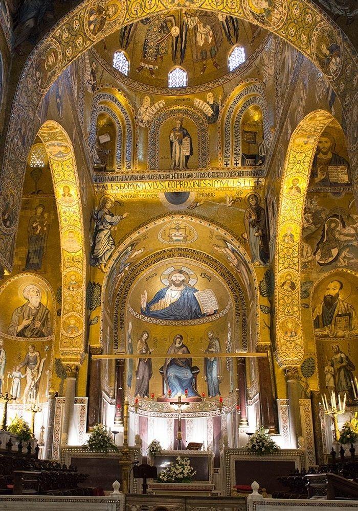 Norman Chapel, Palermo
