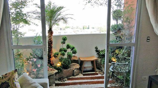 Ambiente r stico foto divulga o casa linda jardins for Ambiente rustico