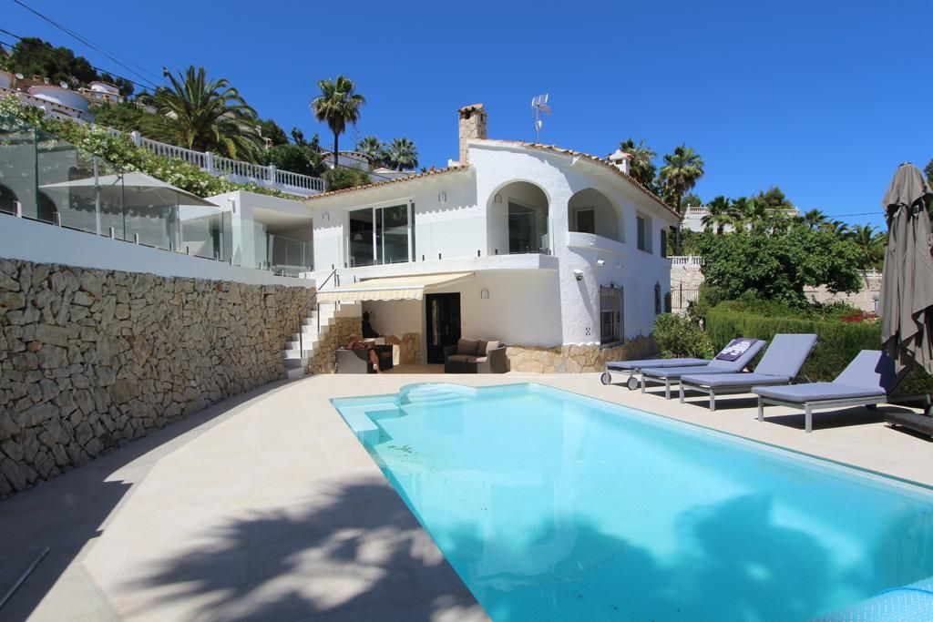 Holiday home Moraira Costa Blanca Villa Spain for rent