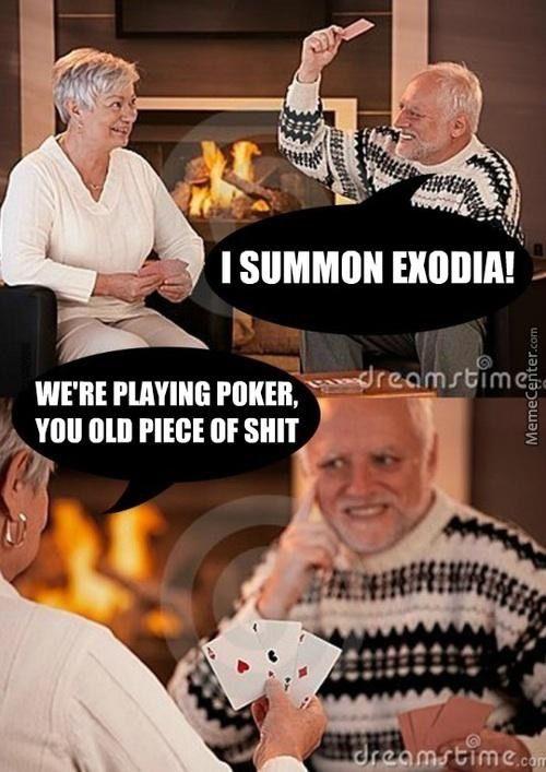 Exodia!
