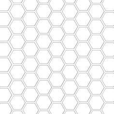hexagon template #freebie #digi 12.5 inches x 12.5 inches