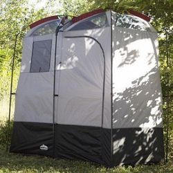 Amazon Com Northwest Territory Camping Double Shower And