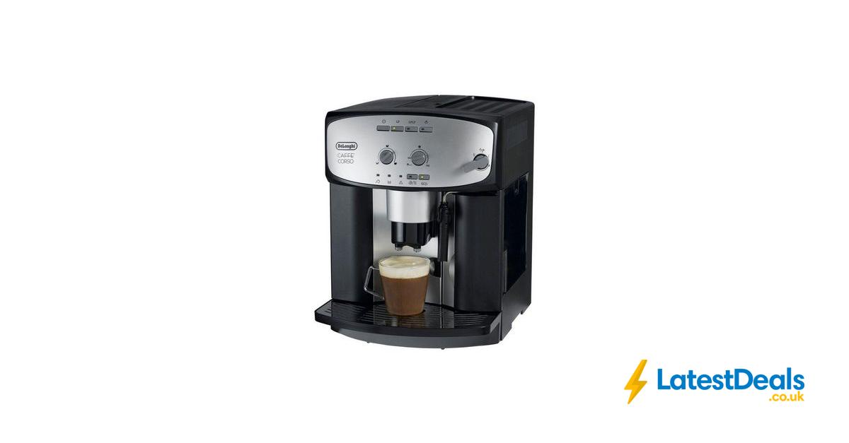 Black Friday De'Longhi Cafe Corso Bean to Cup Coffee