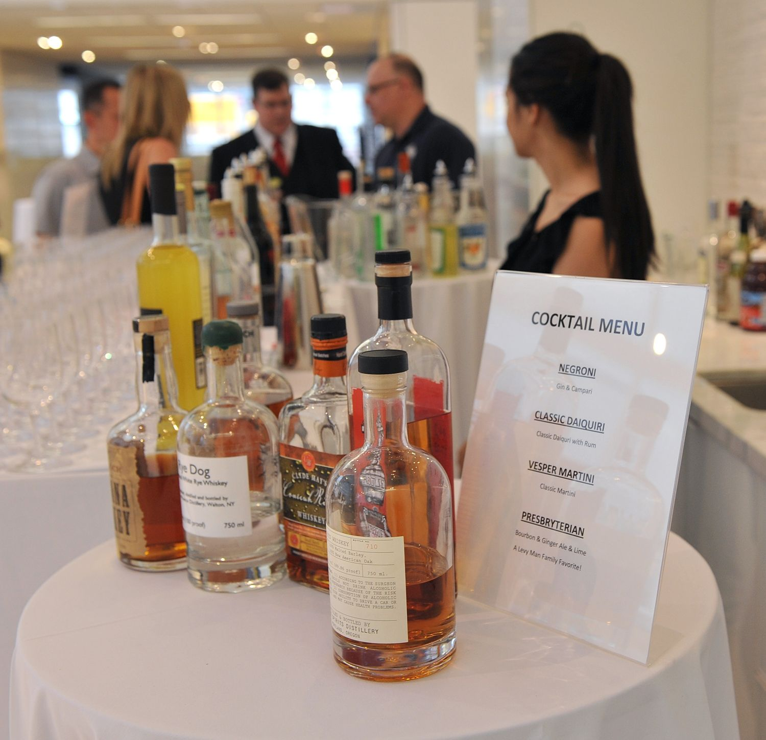 All Spirits Events | Educational tasting events featuring the finest wine and spirits
