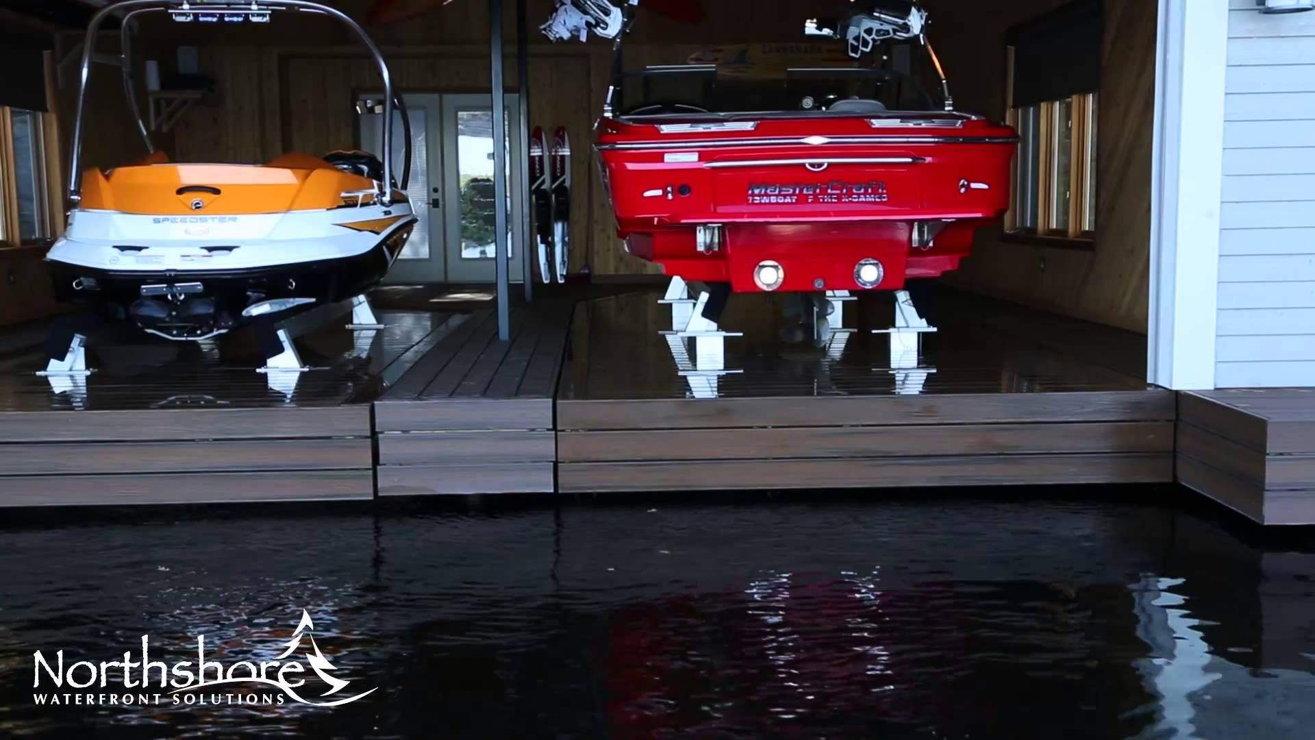 Northshore Platform Lifts Boat Lifts For Serious Boaters