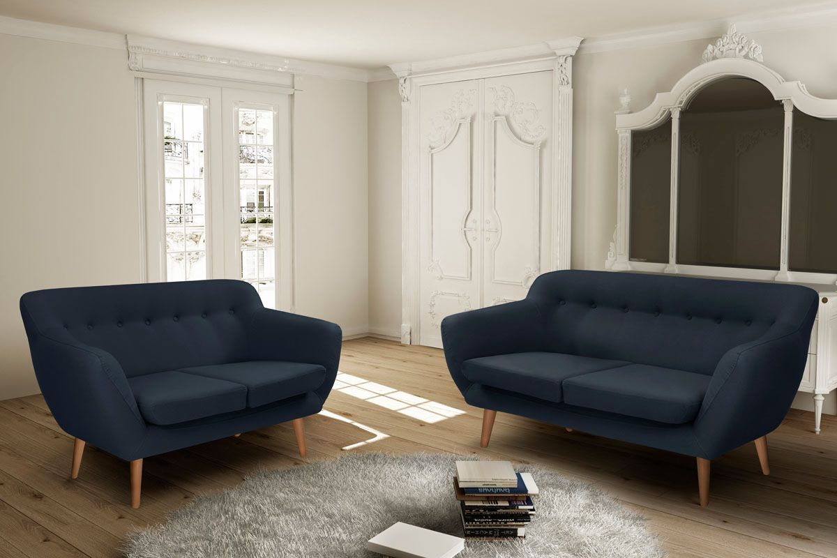 vente jalouse maison 24940 canap s 3 et 2 places jen canap s 3 et 2 places jen bleu. Black Bedroom Furniture Sets. Home Design Ideas