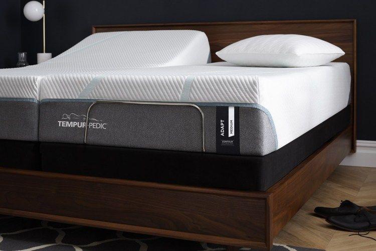 Tempur Pedic Adapt Medium Mattress Mattress Sets Bed Frame