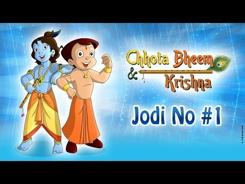 Chhota Bheem - aur - Krishna Jodi No #1 - YouTube must try - best of chhota bheem coloring pages games