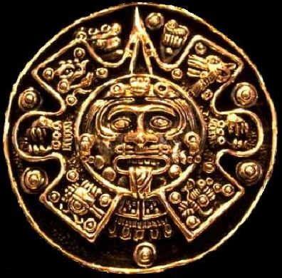 Calendrier Soleil.La Legende Du Cinquieme Soleil 3 Calendrier Azteque