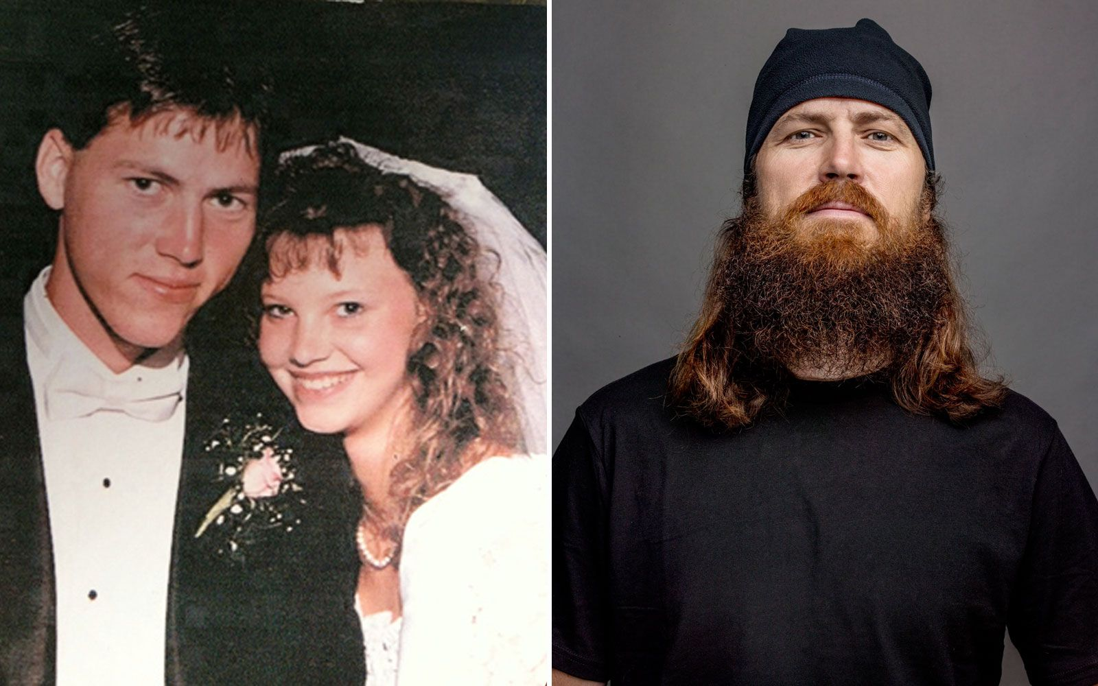 duck dynasty see the robertson men without their beards