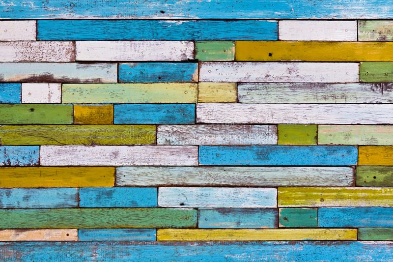 Wood wall stock image. Image of construction, hard