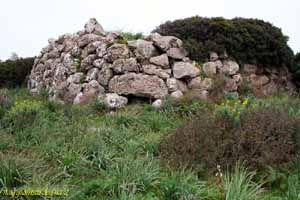 Mogorella - nuraghe Friarosu