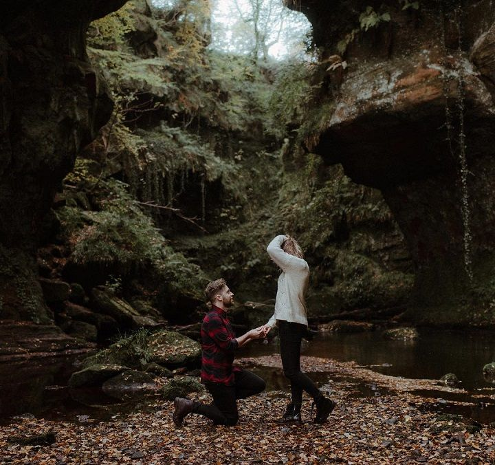 The Most Romantic Private Propose Idea