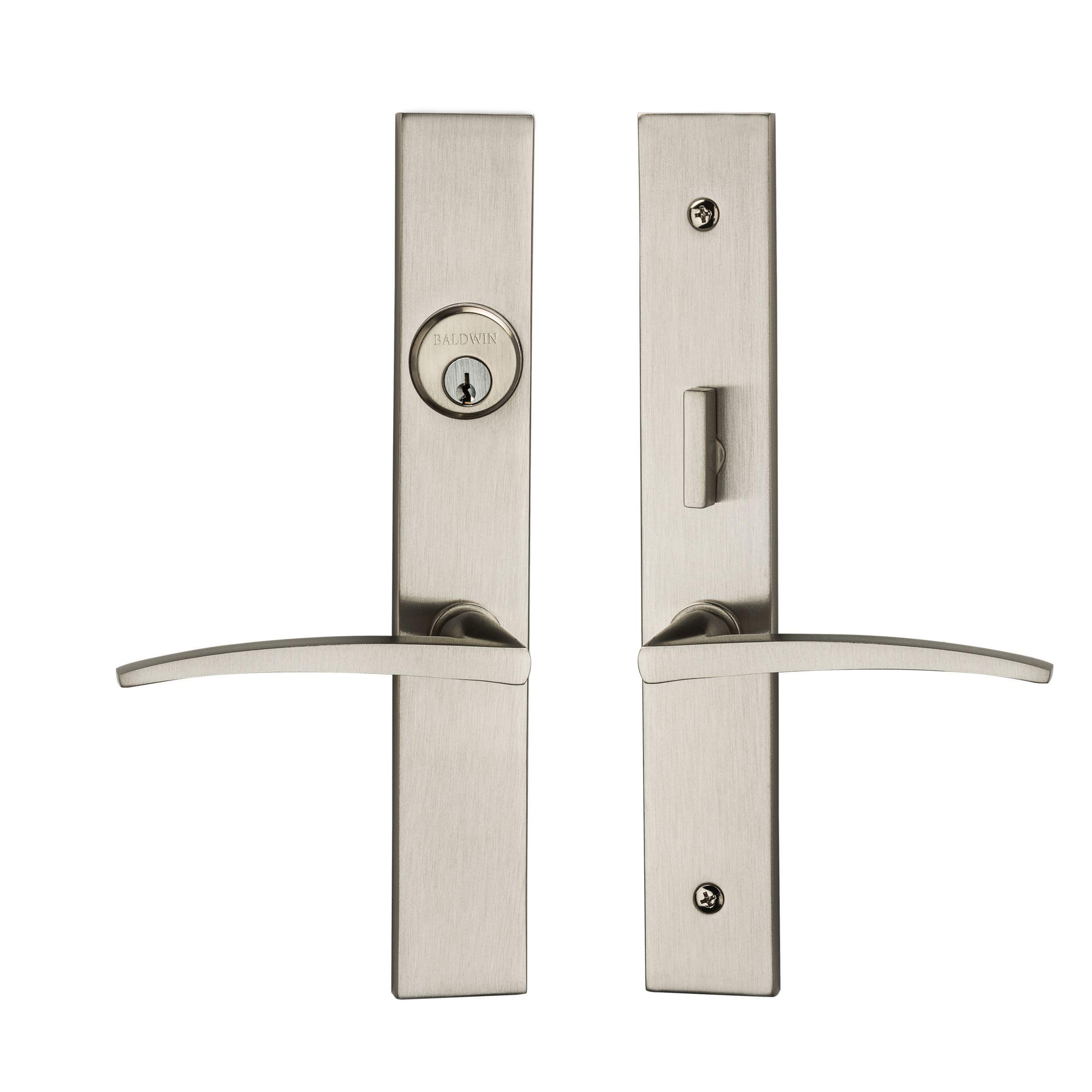 Santa Monica Entrance Trim 6915150 Contemporary Door Hardware
