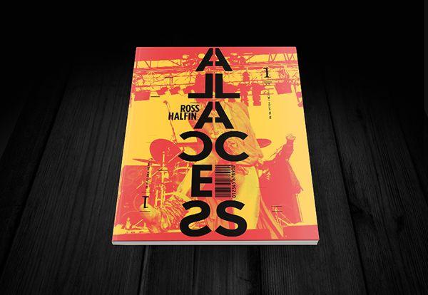 All Access Magazine on Behance