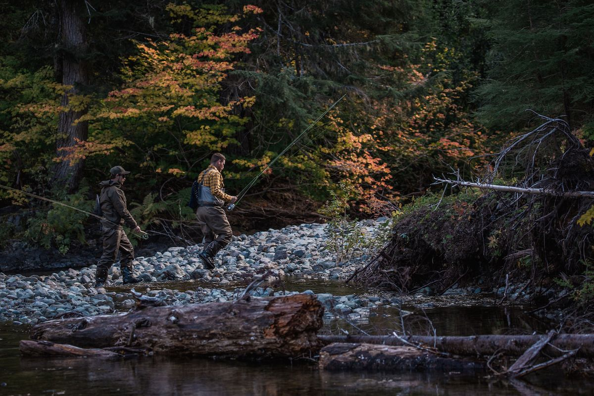 In The Fall Fly Fishing Washington State S Hidden Gems Fly Fishing Summer Travel Vacation Trips